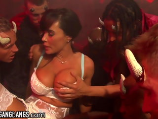 big boobs blowjob